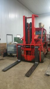 40,000lbs. Cat Forklift (3)