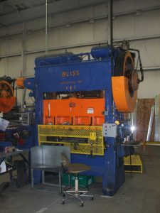 Used Bliss 50 Ton Press For Sale
