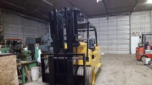 Royal T400 40000lb Forklift For Sale