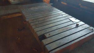 Bolster Plate - 112 x 54 x 10 (2)