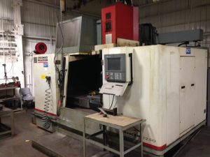 Cincinnati Lancer 1250 CNC Mill For Sale