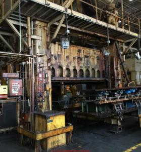 1,600 Ton Capacity Verson Straight Side Press For Sale (3)