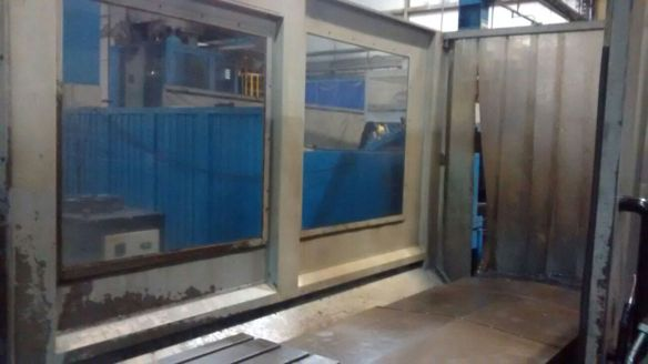 Used Mecof CNC 5 Axis Mill For Sale