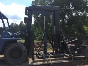 30,000lb. Capacity Clark Forklift For Sale (2)
