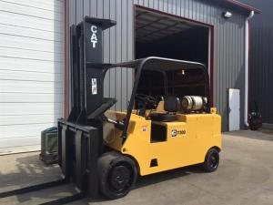 30,000lb. Capacity Caterpillar Forklift For Sale