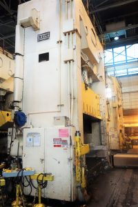 USI Clearing 600 Ton Press For Sale 3