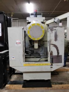 Fanuc Drill Tapping Milling CNC Machine For Sale