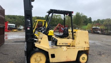 15,500lb Hyster Forklift S155XL For Sale   Call 616-200