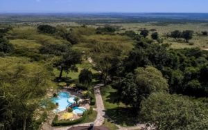 Sarova Mara Camp - overview