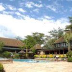 Lake Nakuru Lodge - Accomodation