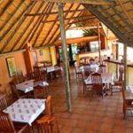 Kwalape Safari Lodge - Restaurant