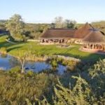 Okonjima Plains Camp - lodge