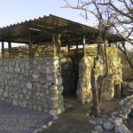 Etosha Village Camp site - private facilities