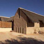 Twee Riverieren - campsite building