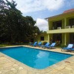 Mvuli Hotel - pool