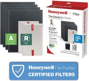 Honeywell Air Purifier Filters