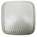 5 gallon container lid white