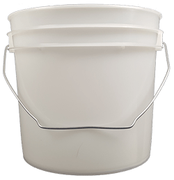 1 gallon pail natural