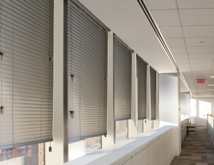 Commercial Blinds and Shutters