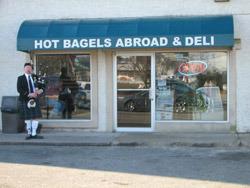 Hot Bagels Abroad, Hackettstown, NJ