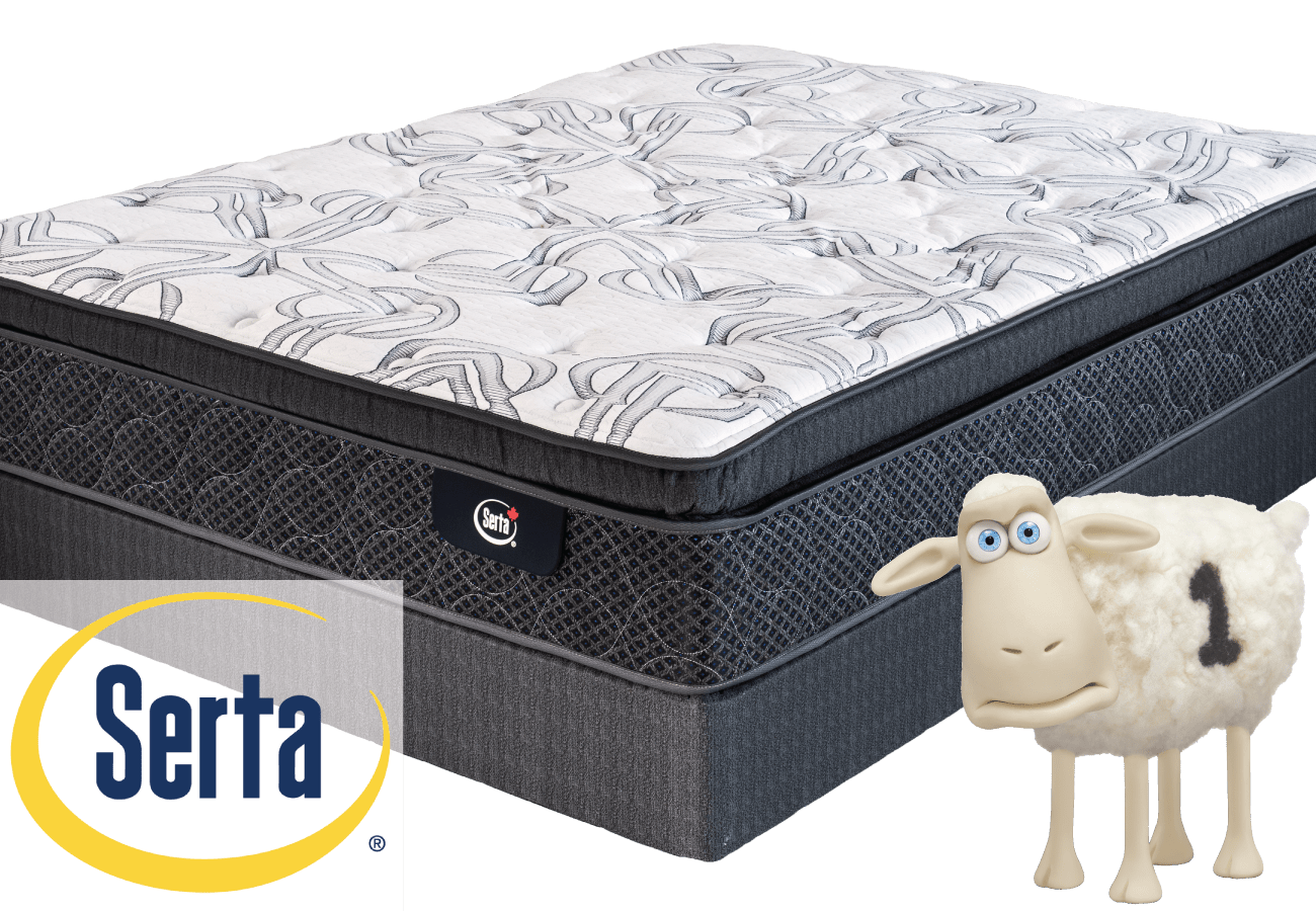 serta limited edition plush pocket coil euro top mattress starts from