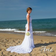 Outer Banks Wedding - 2014 OBX Bride (photo by Matt Artz for affordableOBXweddings.com)_0027