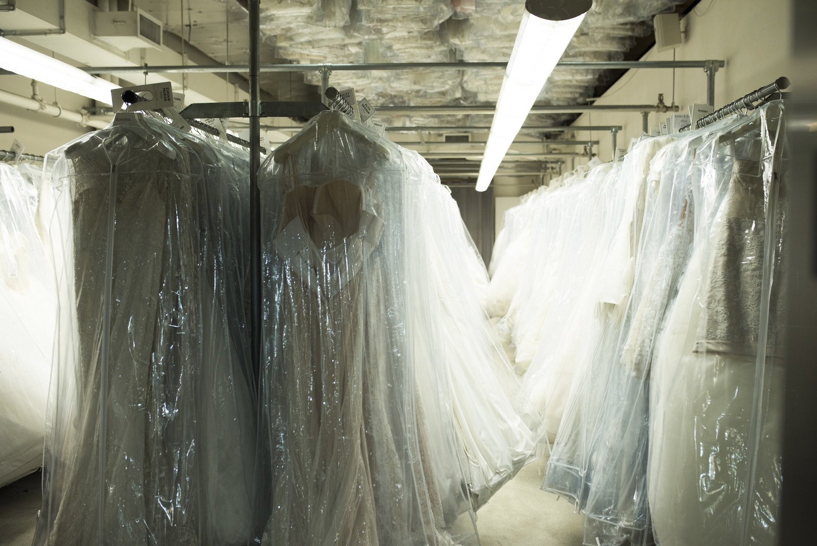 Wedding Dress Dry-Cleaning