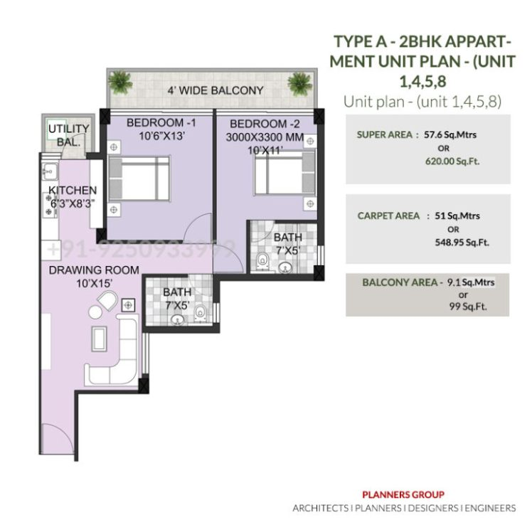 TYPE-A-2BHK-APPARTMENT