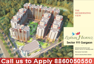 Lotus Homz Sector 111 Gurgaon