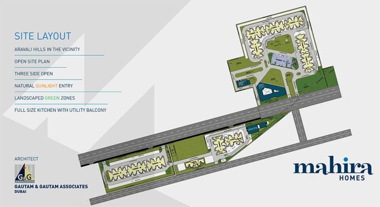 Mahira Home Site Plan