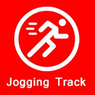 Jogging Track millennia 2
