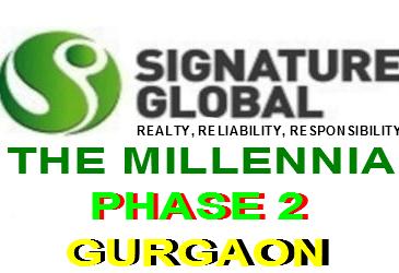 Signature Millennia Sector 37D Phase 2 Gurgaon