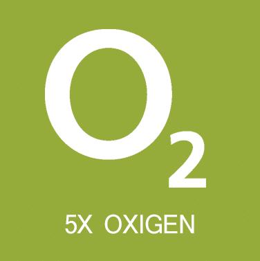 Ekam 5x Oxigen