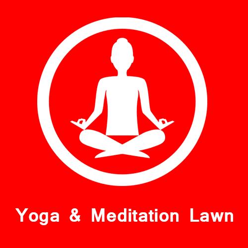 Yoga & Meditation Lawn global park