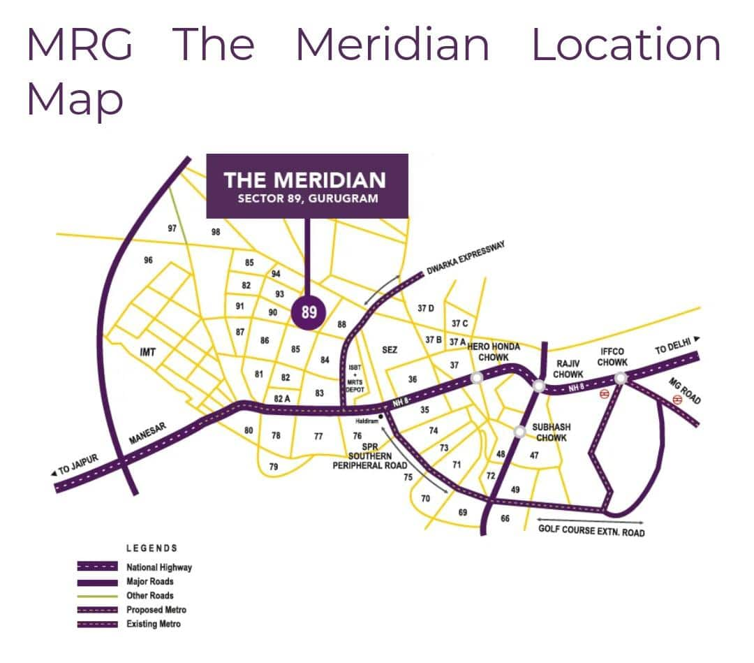 Location Map Mrg Meridian