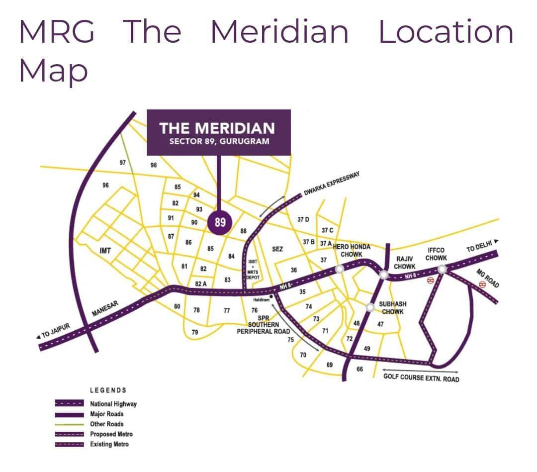 Location Map Mrg Meridian