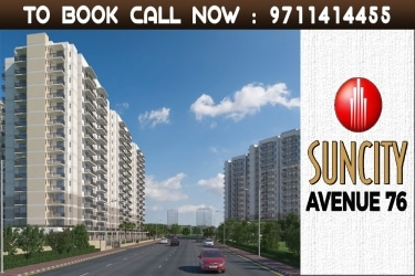 Suncity Avenue 76 Affordable Housing Gurgaon