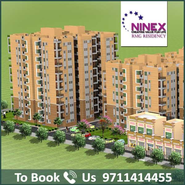 Ninex RMG Residency sector 37C