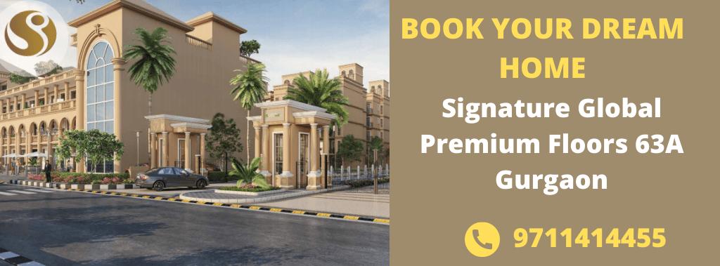 signature global premium floors 63a