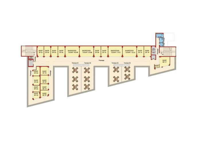 mrg bazaar 89 second floor