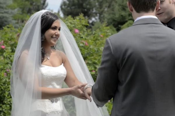 white oaks wedding video white oaks niagara on the lake wedding video niagara on the lake affordable wedding video