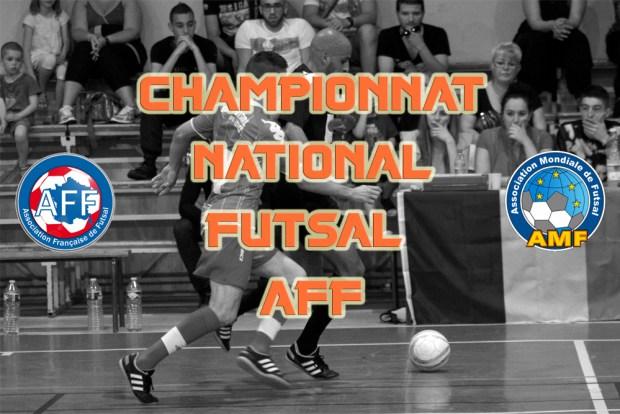 Championnat national Futsal AFF