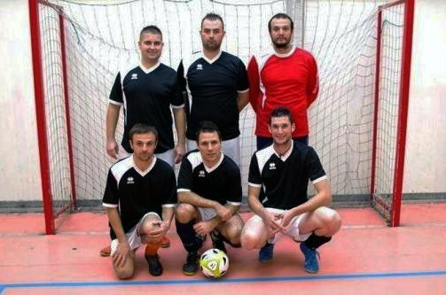L'EC Boretti Futsal en course pour la montée en Elite - Play-offs Futsal Gard