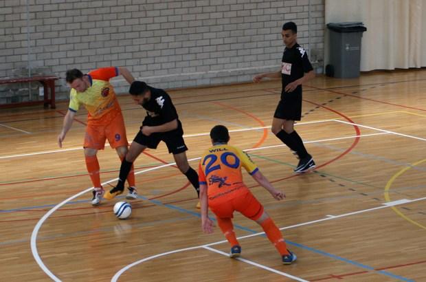 C2C Vauvert Futsal - Romorantin Futsal Club