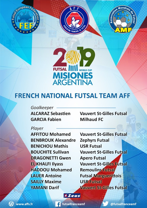 french-national-futsal-team-aff-2019