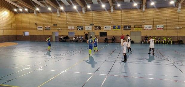 ligue nationale futsal sud