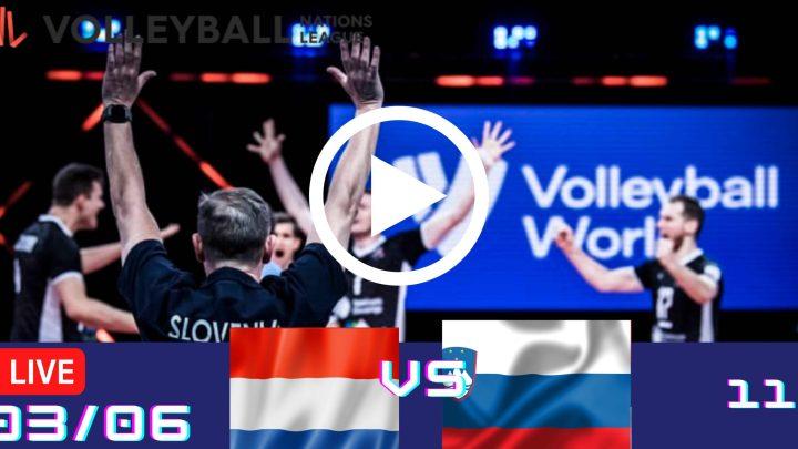 Resultado: Holanda 0 vs 3 Eslovênia – Liga das Nações – 03/06 – 11h