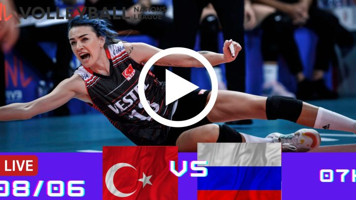 Resultado: Turquia 3 vs 2 Rússia – Liga das Nações – 08/06/2021