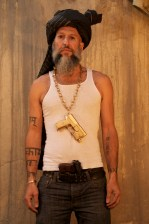 Dressing for Work (image form the Jihadi Gangster photo series) 2010