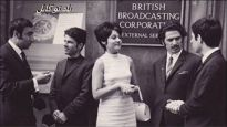 Famous journalists of Afghanistan in london 1968